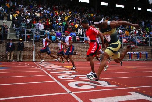 Olympic Development Mens 100m Dash
