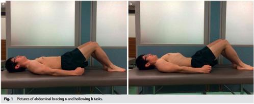 #303 【論文レビュー】腹腔内圧を高めるのに有効なのはどっち? ドローイン vs. ブレイシング