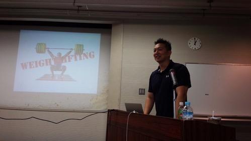 #358 【セミナー】尼崎でセミナー講師を務めました「爆発的パワー向上の科学的基礎」