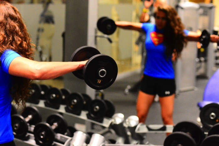 20 secrets girls who lift