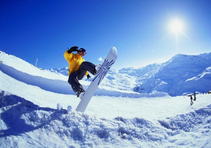 272 foto de snowboard