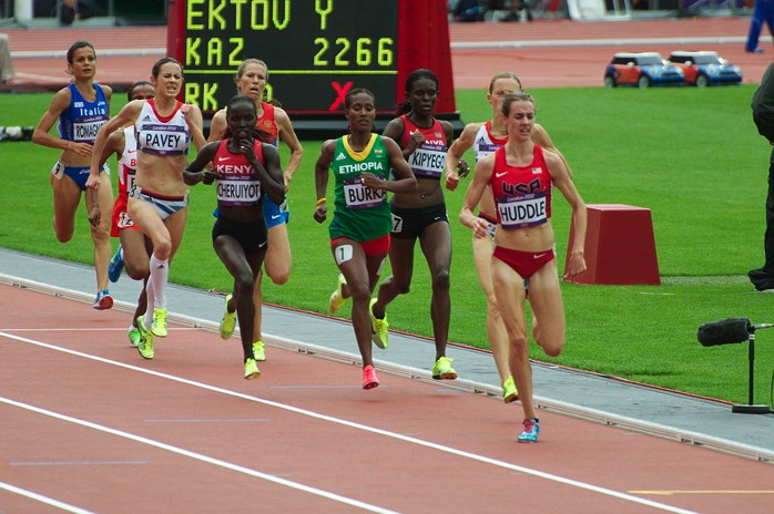 1024px 2012 Summer Olympics Womens 5000 metres heat 1 1