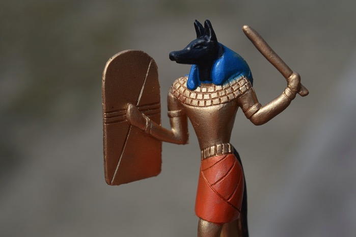 Ancient Egypt Anubis Egyptian God Historical 1522984
