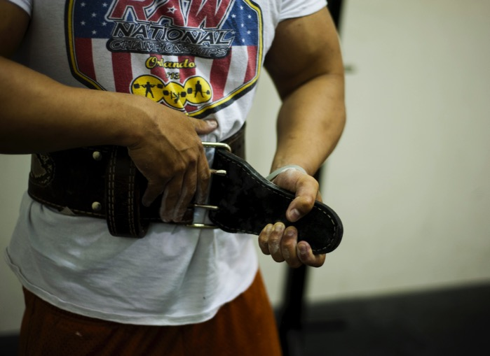 #364 ウエイトトレーニング中にベルトを使うべきか?