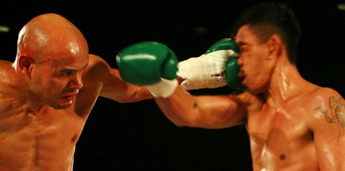 #173 ボクサーのパンチ力をアップさせるために広背筋を鍛えろって言うけど、どうなの?