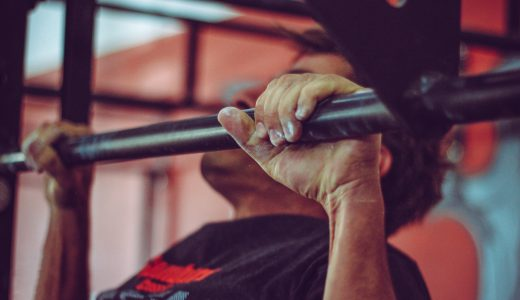 #305 懸垂をやらせる時は「顎をバーより上に出せ!」と指導しない理由