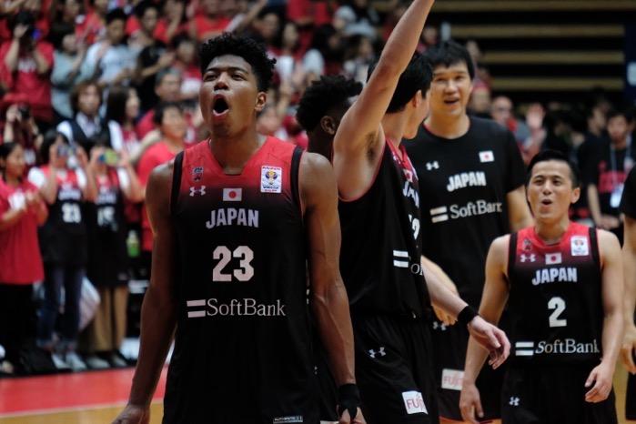 20180917 FIBA Basketball World Cup Qualifier Japan vs Iran 44688636242