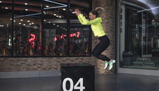 #117 トレーニング手段としてボックスジャンプを用いるなら、無理やり高いボックスに飛び乗る必要はない