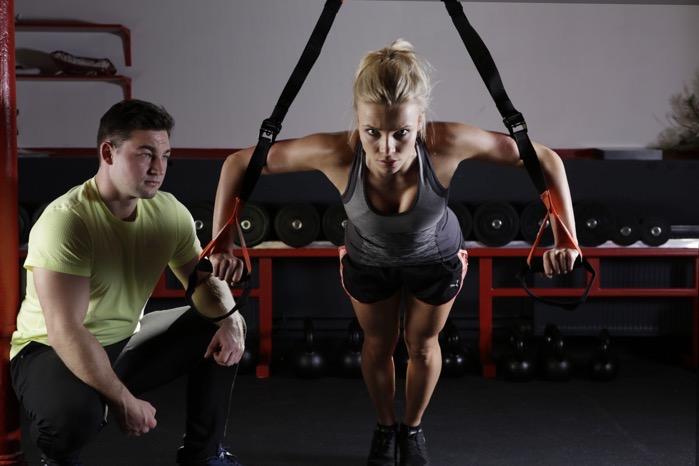 Adult athlete body bodybuilding 414029